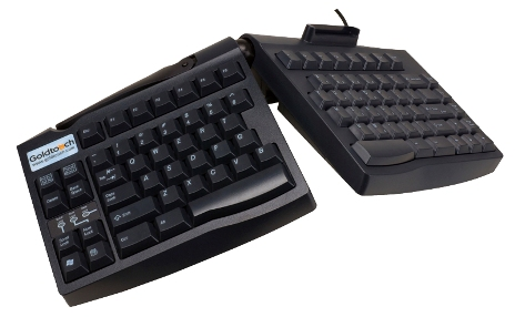 Goldtouch GTS-0077 Smart Card Keyboard